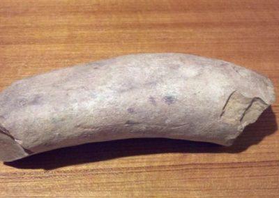 Dugong rib bone