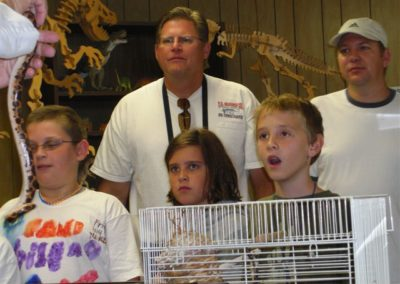 Oh my, how big is it | Lakeland Christian 5th grade 2008 | Creation Critters | Lakeland