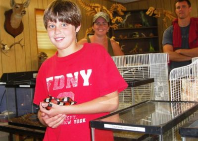 the milk snake is awesome | Lakeland Christian 5th grade 2008 | Creation Critters | Lakeland