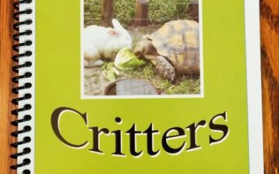 Creation Critters Book
